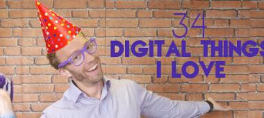 34 digital things