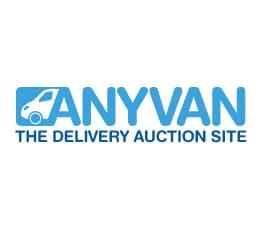 Anyvan logo square colour