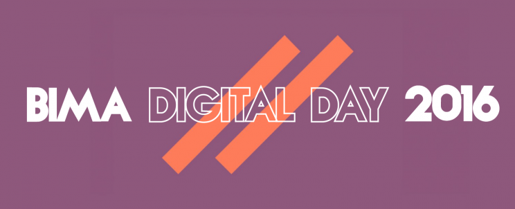 BIMA Digital Day Logo