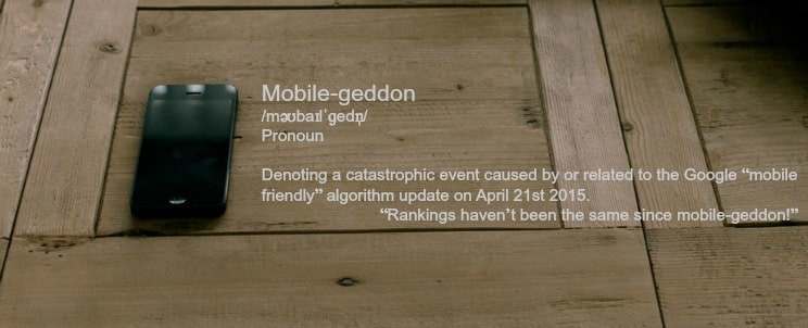 Mobile-geddon Feature Image
