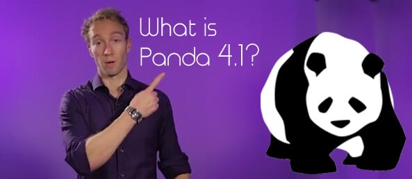 What is Panda 4.1? Video blog from Sleeping Giant Media