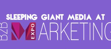 b2b marketing expo header