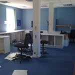 SGM Office Before