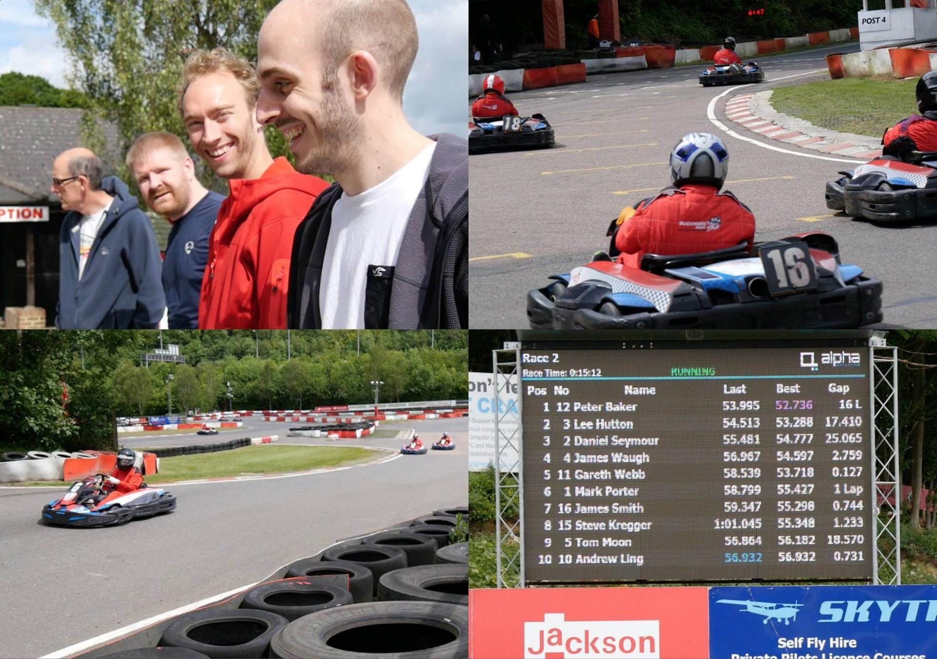 SGM go karting