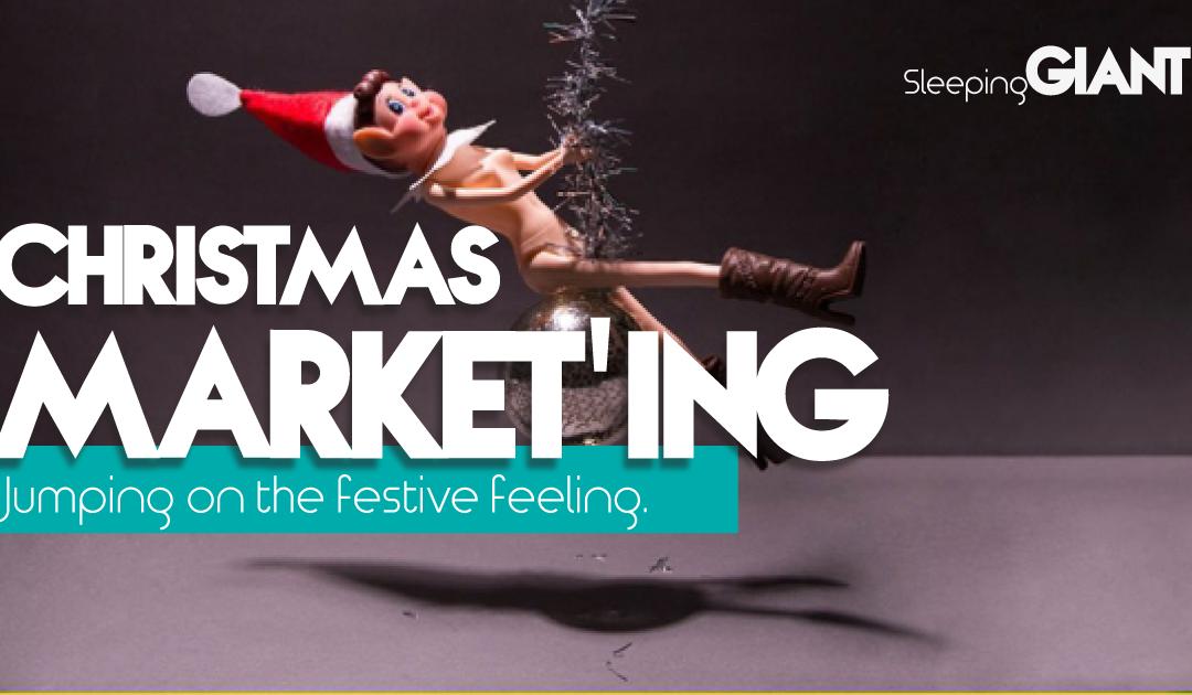 Christmas Market'ing