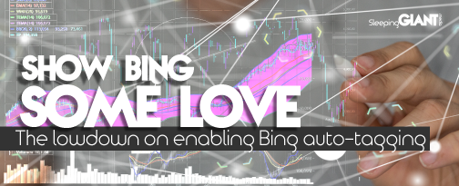 Show Bing some love