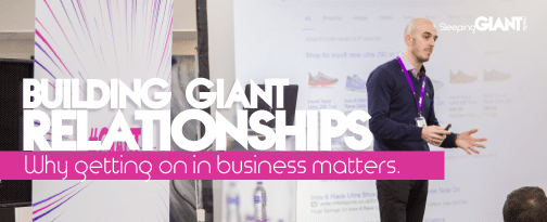 Building GIANT relationships