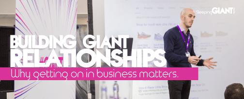 Building GIANT relationships