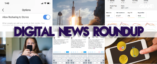 Digital News Roundup – 9 February
