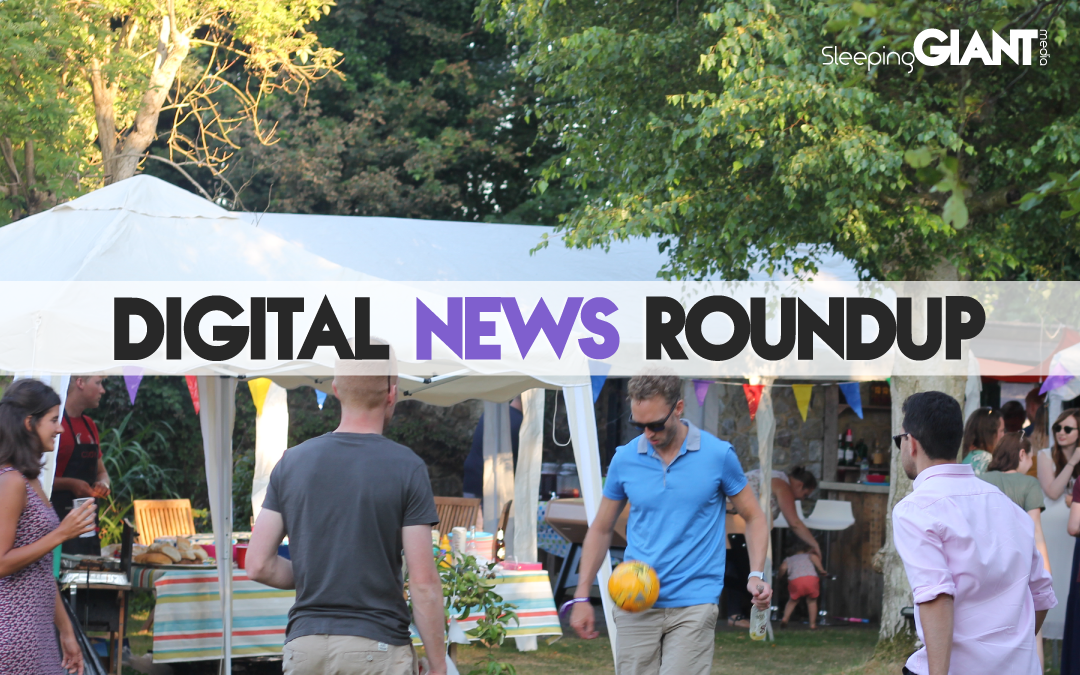 Digital News Roundup – 20 July