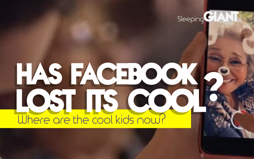 Facebook vs Snapchat: who has officially lost their cool?