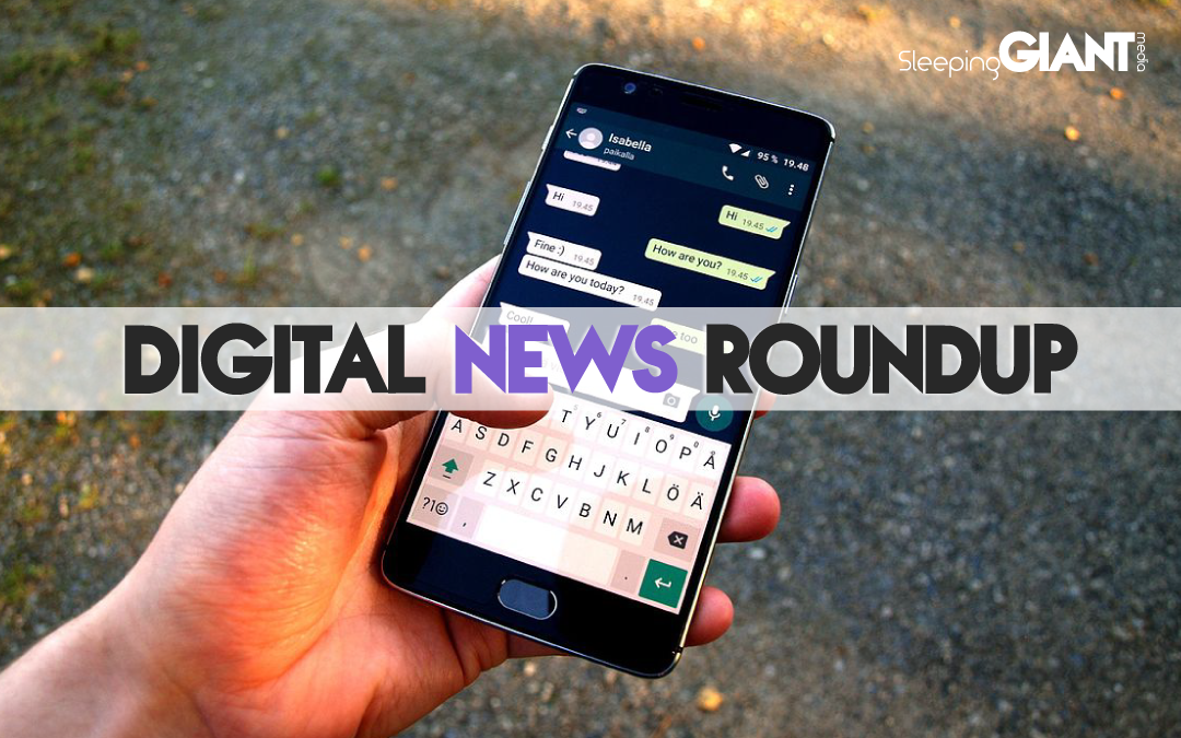 Digital News Roundup – 3 August