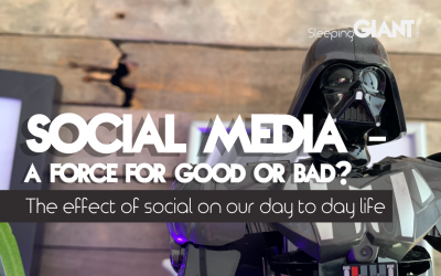 Social Media – A force for good or bad?