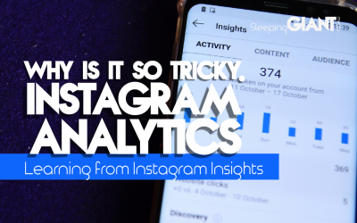 Why is Instagram so tricky to get analytics from?