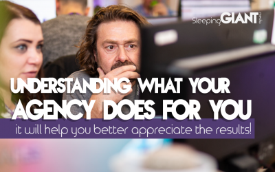 Understanding what your agency does for you