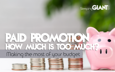 Paid promotion: how much is too much?