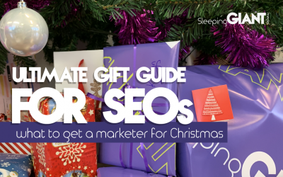 The Ultimate Gift Guide for SEOs