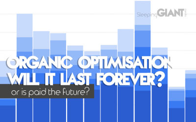 Will organic optimisation exist forever?