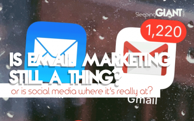 Is email marketing still a thing?