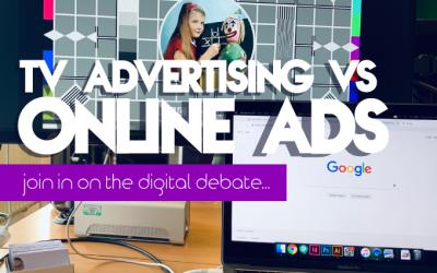 TV vs. Online Advertising in 2019