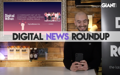 Digital News Roundup – 8 March