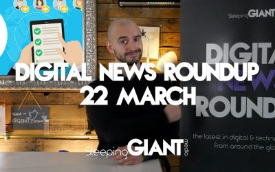 Digital News Roundup – 22 March