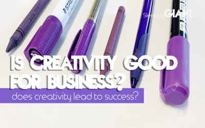 Is creativity good for business?