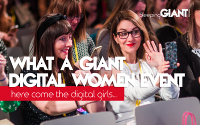 What a GIANT Digital Women event!
