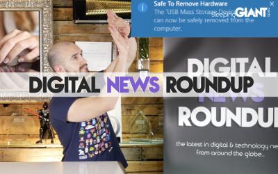 Digital News Roundup 12 April: