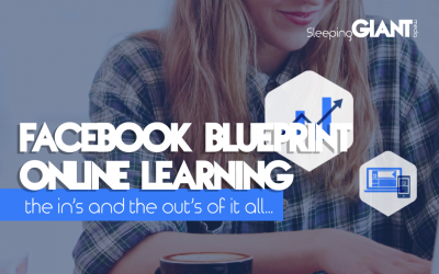 The in's and out's of Facebook Blueprint