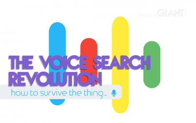 How to survive the voice search revolution