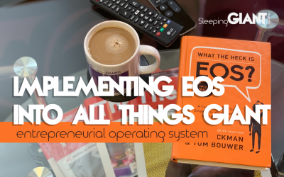 Implementing EOS into all things GIANT