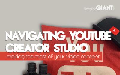 Navigating YouTube's Creator Studio