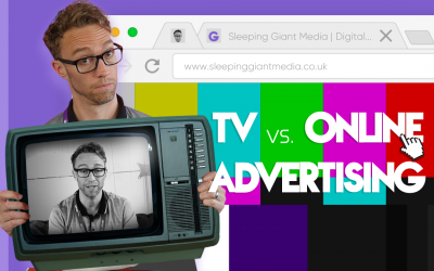 TV & Traditional Media vs. Online Advertising