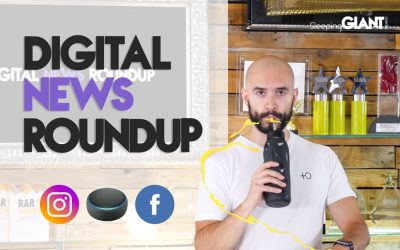 Alexa Is Your New Doctor – Digital News Roundup – 12.07.19