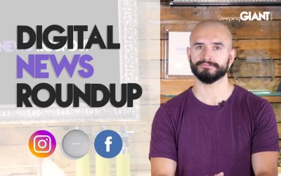 Your Google Home Is Listening To You – Digital News Roundup – 19.07.19