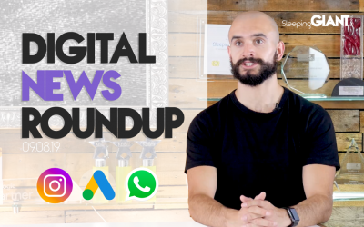 Apple & Google Employees No Longer Listen To Your Home Devices – Digital News Roundup – 09.08.19