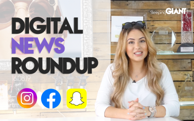 Build Your Own AR Instagram Filters & Say Goodbye To Google Average Position – Digital News Roundup – 16.08.19