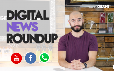 YouTube Masthead Now Available & Google Ads Editor Updates! – Digital News Roundup – 02.08.19