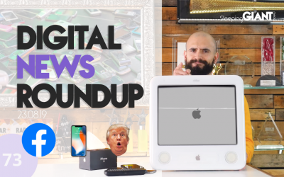 We're Running Out Of Materials To Make New Tech – Digital News Roundup – 23.08.19