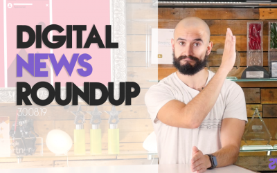Smartphones Are Killing Off Our Imaginary Friends & Your Doorbell Is The New CCTV Camera On The Block – Digital News Roundup – 30.08.19
