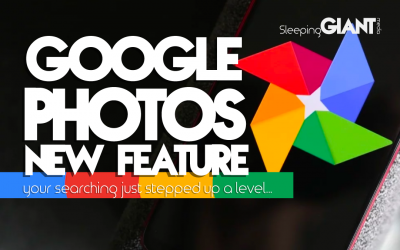 Google Photos New Feature: Searching For Text!