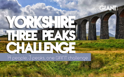 Yorkshire Three Peaks Challenge: 14 Colleagues, 3 Peaks, One Giant Challenge