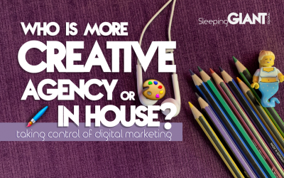 Are agencies more creative that in house teams?