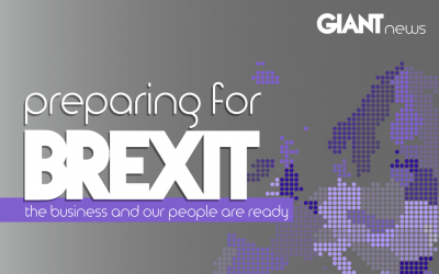 Preparing For Brexit: Giant Planning