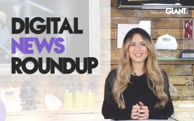 """Leaked"" Audio From Facebook Meeting – Digital News Roundup – 04.10.19"