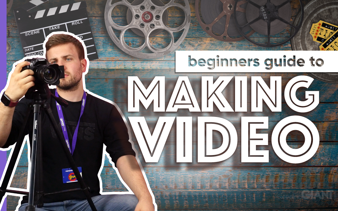 Video Making & Filming Advice For Beginners ????