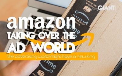 Is Amazon Taking Over The Ad World?