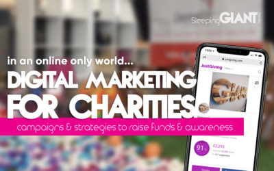 How Charities Can Use Digital Marketing Campaigns & Strategies To Fundraise & Raise Awareness