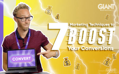 7 Digital Marketing Techniques To Help Boost Your Conversion Rate